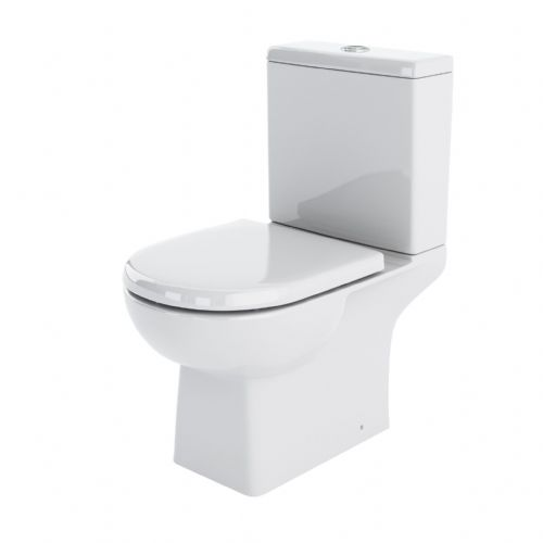 Asselby Close Coupled WC CSS004